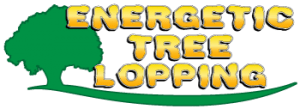 Energetic Tree Lopping Logo standard image
