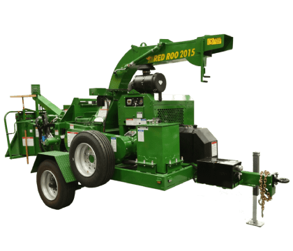 Energetic Tree Lopping mulcher
