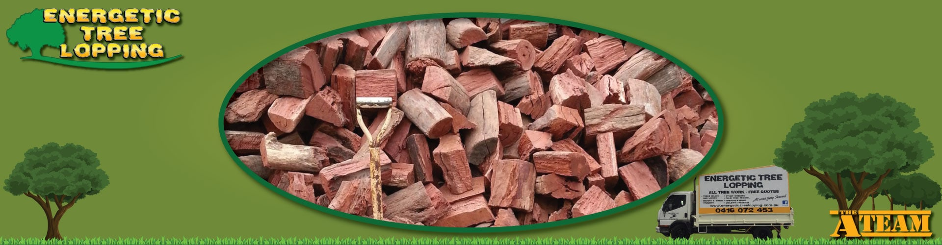 Firewood from Energetic Tree Lopping for sale feature image